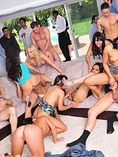 Orgy Sex Parties on pinkvisualpad